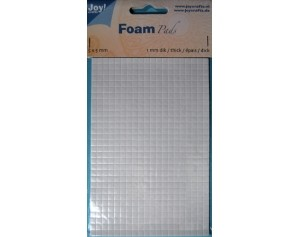 Joy Foam Pads - dikte 1 mm.