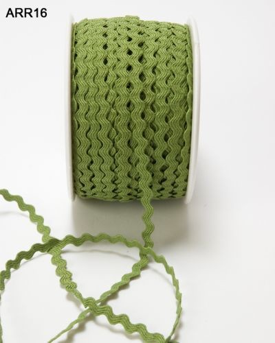 May Arts Lint - Ric Rac - groen