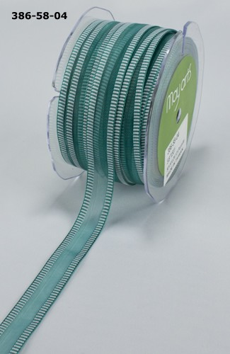 May Arts Lint - Sheer Line Edge - groen