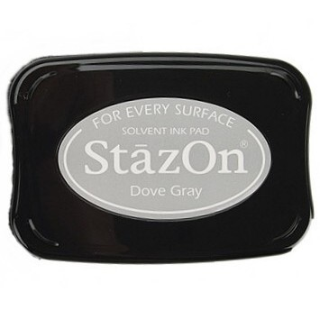 Stazon Stempelkussen - Dove Gray
