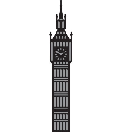 Craftables Marianne Design - Big Ben