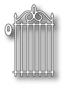 Memorybox Stans - Wrought Iron Gate