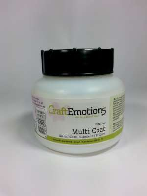 Craft Emotions Multi Coat - glans