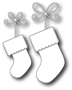 Memorybox Stans - Precious Stockings
