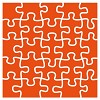Embossing Folder Marianne Design - Puzzel