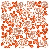 Embossing Folder Marianne Design - rozen