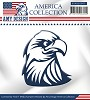 Amy Design Stans - America Collection - Eagle
