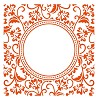 Embossing Folder Marianne Design - Anja`s Circle