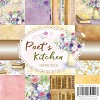 Paper Pad Wild Rose Studio - Poet`s Kitchen