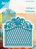 Joy Cutting & Embossing Stencil - hekwerk
