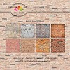 Dixi Craft Paper Pack - bricks background