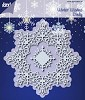 Joy Stencil - Winter Wishes - Doily