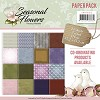 Paper Pack Precious Marieke - Seasonal Flowers