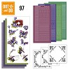 Dot & Do Hobbydots Pakket - purple flowers