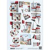 Knipvel Amy Design - Maritiem CD10881