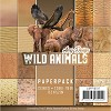Paper Pack Amy Design - Wild Animals