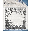 Amy Design Stans - Vintage Winter - village frame square