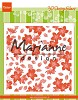 3D Embossing Folder Marianne Design - blossom