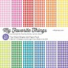My Favorite Things Paper Pad - Tiny Check Brights