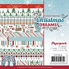 Yvonne Creations Paper Pack - Cozy Christmas
