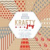 Paper Addicts paper pad - Krafty Joy (6 x 6 inch)