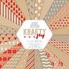 Paper Addicts paper pad - Krafty Joy (12 x 12 inch)