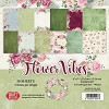 Craft & You Paper Pad - Flower Vibes (6 x 6 inch)