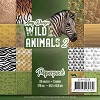 Paper Pack Amy Design - Wild Animals 2
