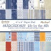 Paper Pad Maja Design - Life by the Sea