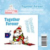 Crafter`s Companion Stempel - Together Forever