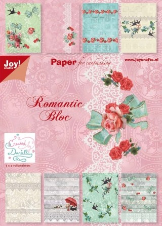 Joy Paper Bloc - Romantic