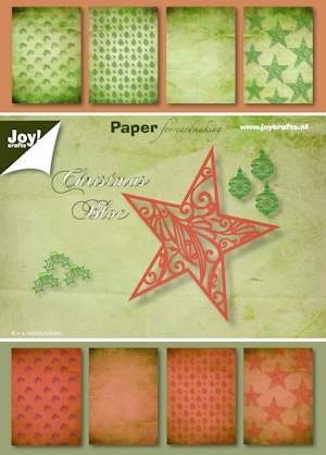 Joy Paper Bloc - Christmas