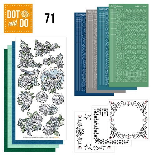 Dot & Do Hobby Dot Pakket - Bloemen