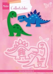 Collectables Marianne Design - Eline`s Dino`s