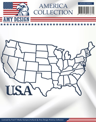 Amy Design Stans - America Collection - USA