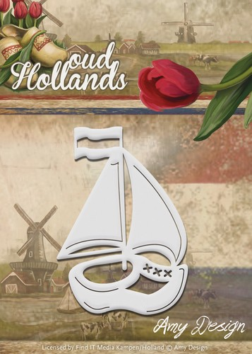 Amy Design Stans - Oud Hollands - klompboot
