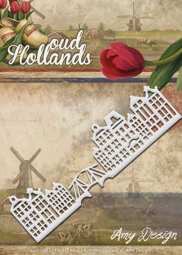 Amy Design Stans - Oud Hollands - gevelrand