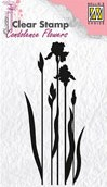 Clearstamp Nellie Snellen - Condolence Flowers 4