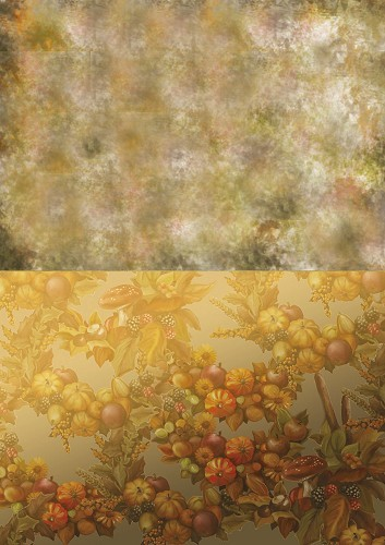 Background Sheet Amy Design - Autumn Moments - forest fruits
