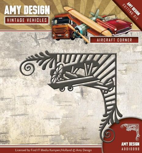 Amy Design Stans - Vintage Vehicles - aircraft corner
