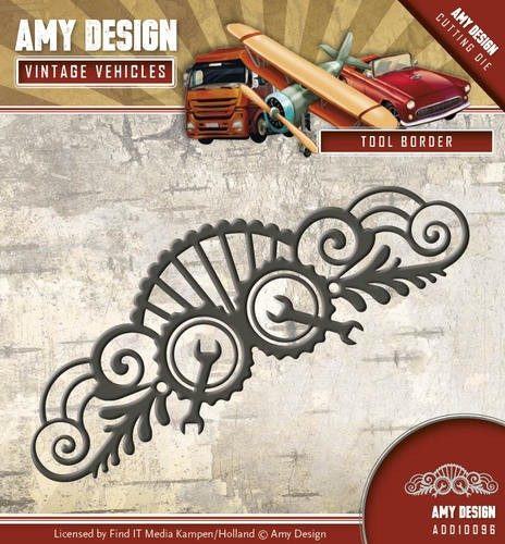 Amy Design Stans - Vintage Vehicles - tool border