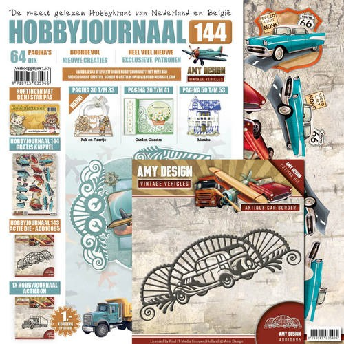 Hobby Journaal 144 Set