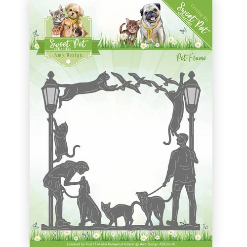 Amy Design Stans - Sweet Pet - frame