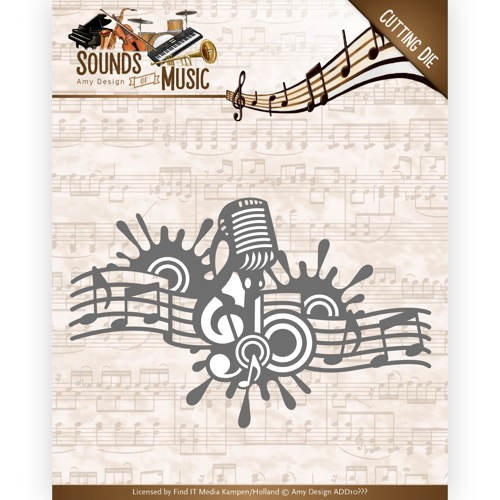 Amy Design Stans - Sounds of Music - Music Border