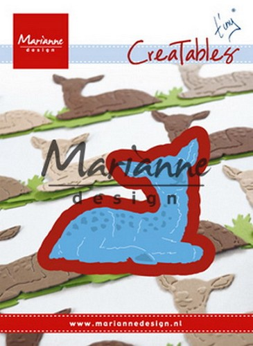 Creatables Marianne Design - Tiny`s baby deer