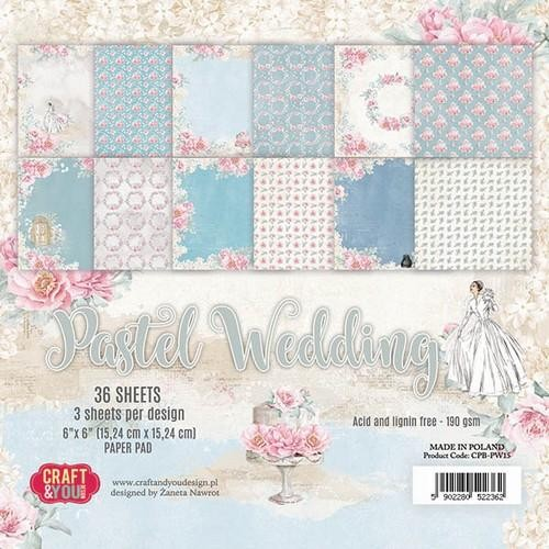 Paper Pad Craft & You - Pastel Wedding
