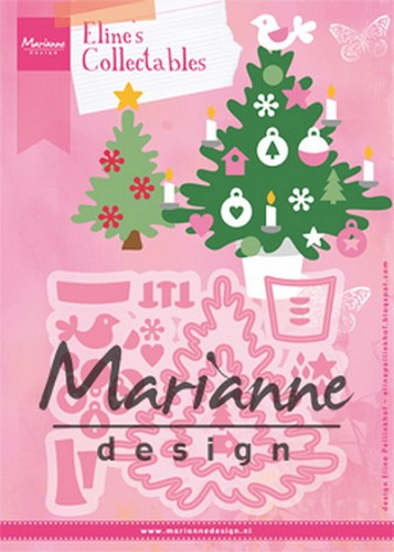 Collectables Marianne Design - Eline`s christmas tree