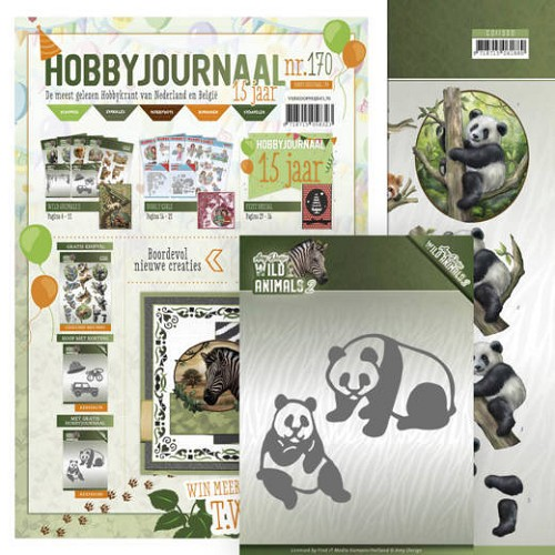 Hobby Journaal 170 Set
