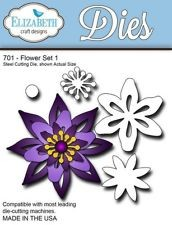 Elizabeth Craft Designs Dies - Flower Set 1